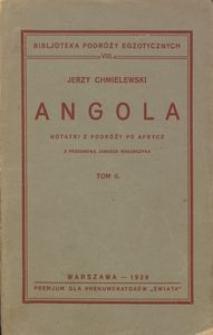 Angola : notatki z podróży po Afryce. T. 2