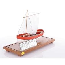 Model łodzi ratunkowej ręczna P2w