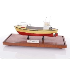 Model łodzi MTS - 85