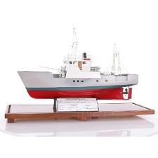 Model trawlera rybackiego B 410