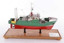 Model kutra rybackiego B-403
