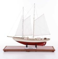 Model szkunera szkoleniowego Janek Krasicki