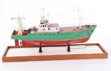 Model trawlera rufowego B-272