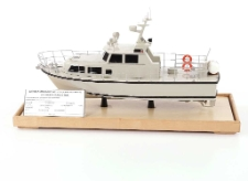 Model kutra patrolowego KP 12,5 (Vedette Boat)