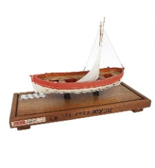Model łodzi ratunkowej ŁRA-2