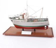 Model trawlero - krewetkowca B 286