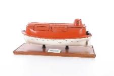 Model łodzi ratowniczej KRT-P2 SZZ