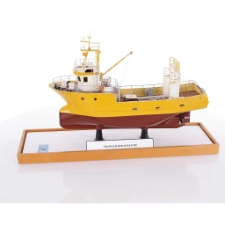 Model trawlera rybackiego B 289