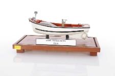 Model łodzi pomocniczej PB 90
