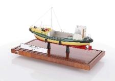 Model łodzi rybackiej ŁR 85