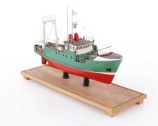 Model kutra rybackiego B-401