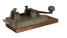 Klucz alfabetu Morse'a