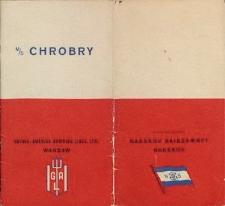 M/S Chrobry
