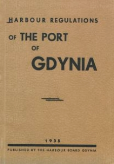 Harbour regulations of the Port of Gdynia