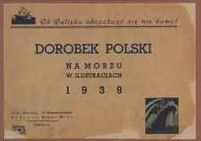 Dorobek Polski na morzu w ilustracjach 1939