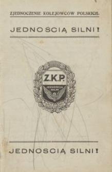 Legitymacja Członkowska Nr 3492