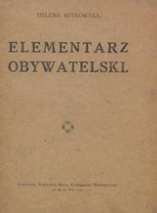 Elementarz obywatelski