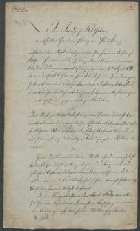 [Odpis statutu instytucji Jungfrauen-Kloster zu Stolp z 26.VII.1829 r.] [Rękopis]
