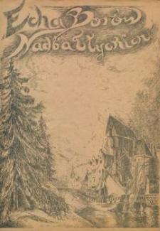 Echa Borów Nadbałtyckich : organ Związku Zawodowego Pracowników Leśnych i Przemysłu Drzewnego w Gdańsku, 1946, nr 4
