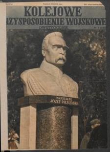 Kolejowe Przysposobienie Wojskowe, 1938, nr 1 (116)