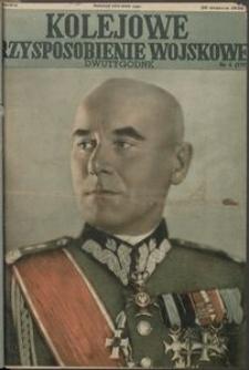 Kolejowe Przysposobienie Wojskowe, 1938, nr 4 (119)