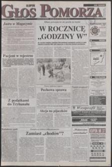 Głos Pomorza, 1996, sierpień, nr 179