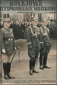 Kolejowe Przysposobienie Wojskowe, 1936, nr 15 (91)