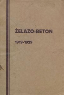 Żelazo - Beton spółka z ograniczoną odpowiedzialnością : 1919-1929