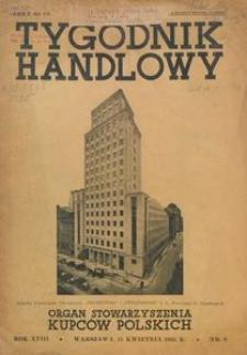 Tygodnik Handlowy, 1935, nr 8