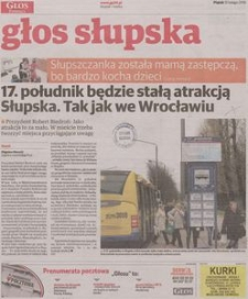 Głos Słupska : tygodnik Słupska i Ustki, 2015, nr 36