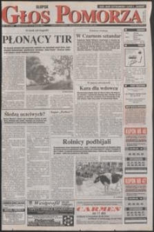 Głos Pomorza, 1996, sierpień, nr 189