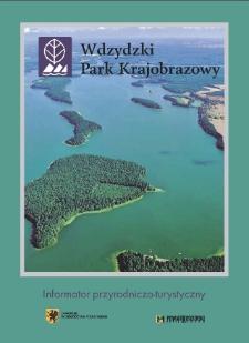 Wdzydzki Park Krajobrazowy. Informator przyrodniczo-turystyczny