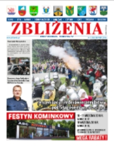 Zbliżenia : dwutygodnik regionalny, 2016, nr 5