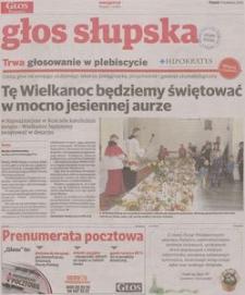 Głos Słupska : tygodnik Słupska i Ustki, 2015, nr 78