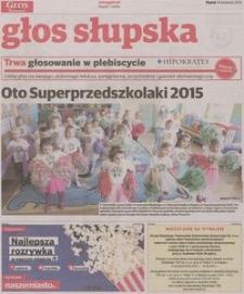 Głos Słupska : tygodnik Słupska i Ustki, 2015, nr 95