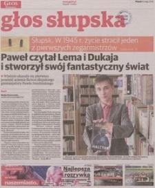 Głos Słupska : tygodnik Słupska i Ustki, 2015, nr 106