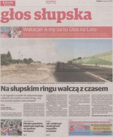 Głos Słupska : tygodnik Słupska i Ustki, 2015, nr 189