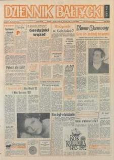 Dziennik Bałtycki, 1992, nr 20