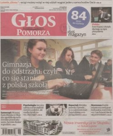 Głos Pomorza, 2015, listopad, nr 265