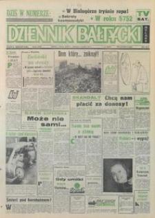 Dziennik Bałtycki ,1992, nr 27