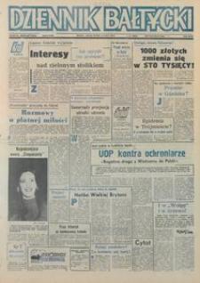 Dziennik Bałtycki ,1992, nr 29