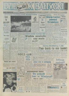 Dziennik Bałtycki ,1992, nr 34