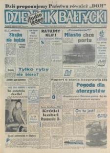 Dziennik Bałtycki ,1992, nr 36