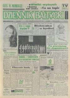 Dziennik Bałtycki ,1992, nr 45