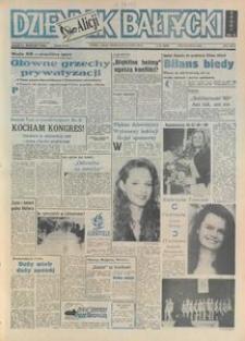 Dziennik Bałtycki ,1992, nr 46