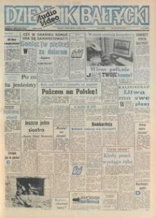Dziennik Bałtycki, 1992, nr 54