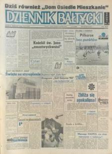 Dziennik Bałtycki 1992, nr 94