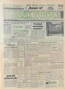 Dziennik Bałtycki 1992, nr 98