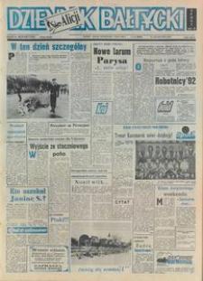 Dziennik Bałtycki 1992, nr 104