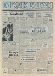 Dziennik Bałtycki 1992, nr 105